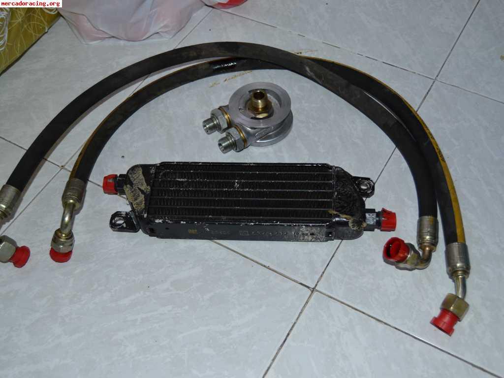 Radiador aceite venta de motores y piezas de competici n - Precio radiador aceite ...