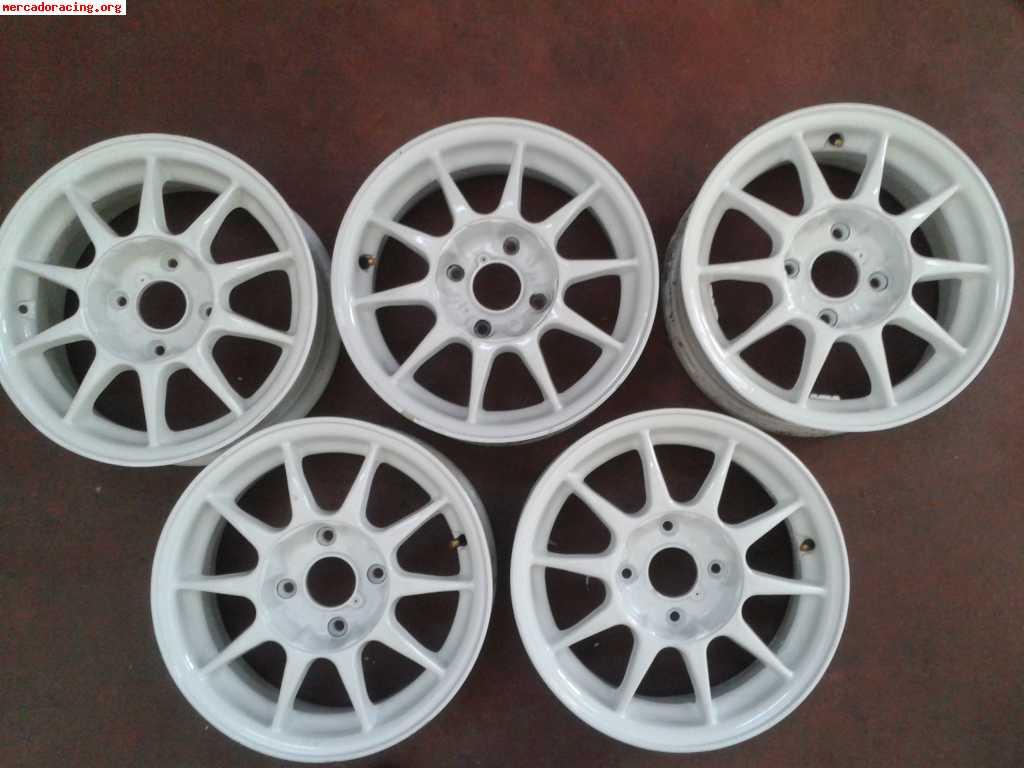 Llantas aluminio peugeot citroen tipo braid venta de motores y piezas de competici n relacionadas - Pulir llantas de aluminio a espejo ...