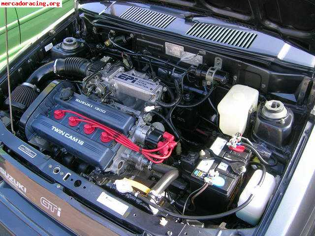 Compro Motor Suzuki Swift Gti 1300 16v G13b G13ba