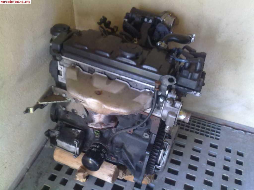 Motor Saxo Saludos Motor 1.6 8v Saxo Vts