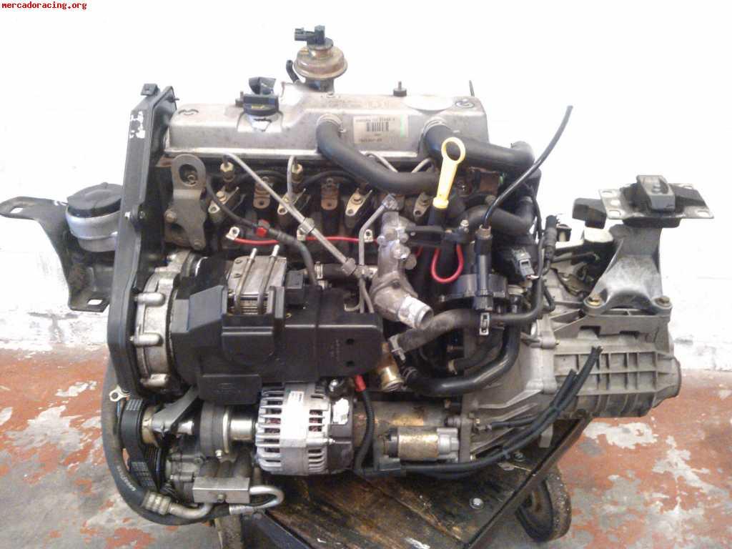 Motor ford focus 1 8 tddi c digo c9db venta de motores for Motor for 2001 ford focus