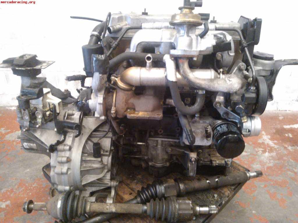 Motor Ford Focus 1 8 Tddi C 211 Digo C9db