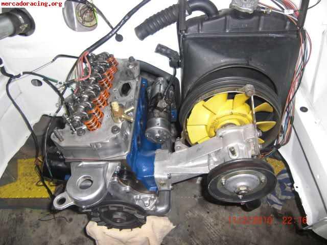 Motor Muy Preparado Para Seat 850 133 600 127 Panda