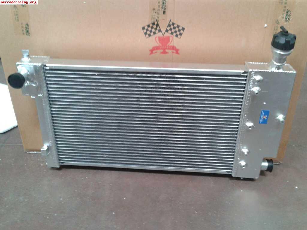 Radiador grande aluminio 106 saxo ax venta de - Precios radiadores de aluminio ...