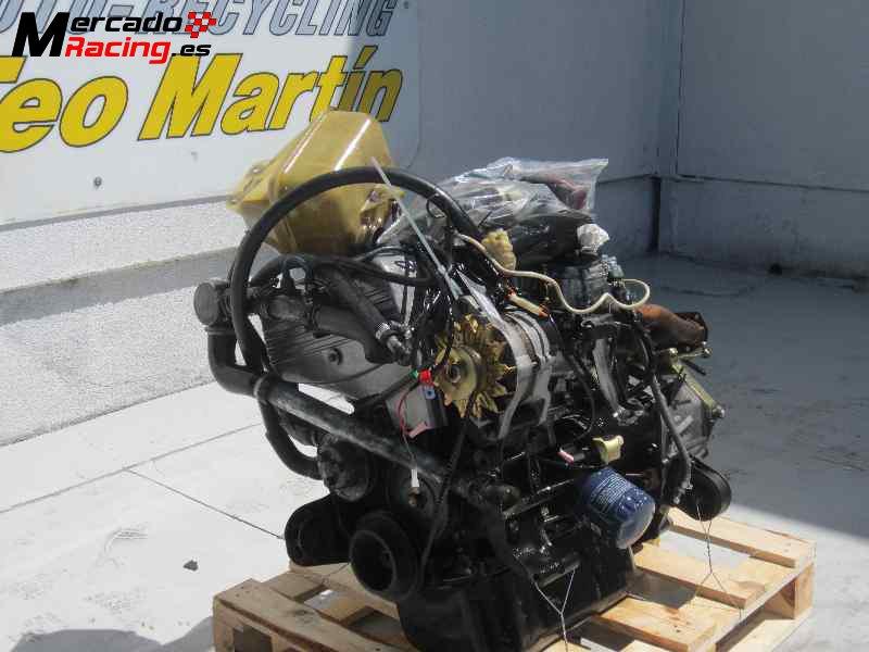 Motor Y Cambio Lancia Beta Montecarlo