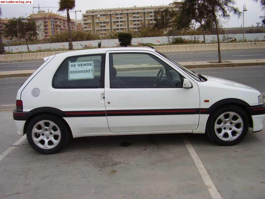Peugeot 106 sport motor 1 6 for Interieur 106 xsi
