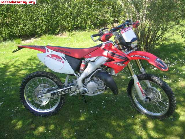 HONDA CR 125 ENDURO