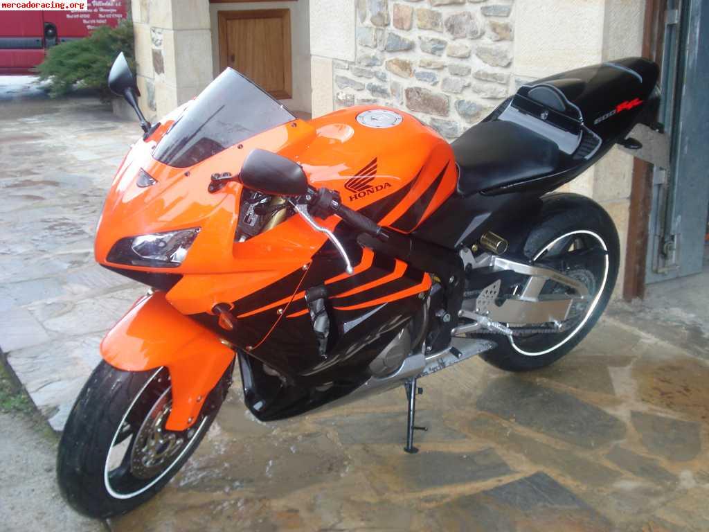 Vendo Honda CBR 600 RR