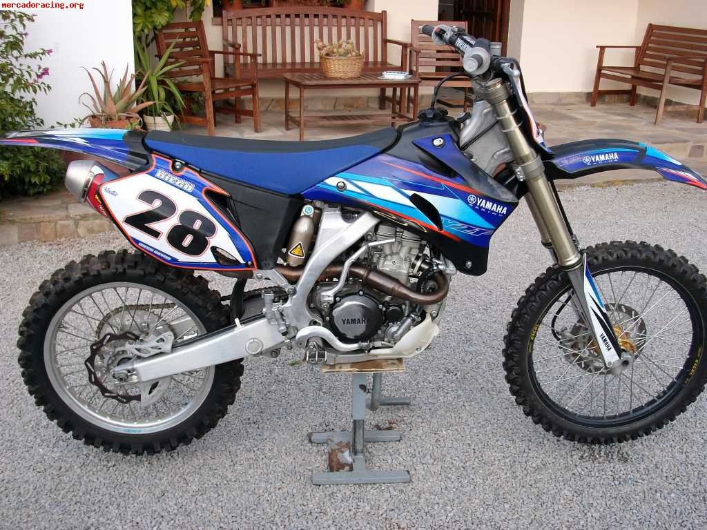 yamaha 250 cross