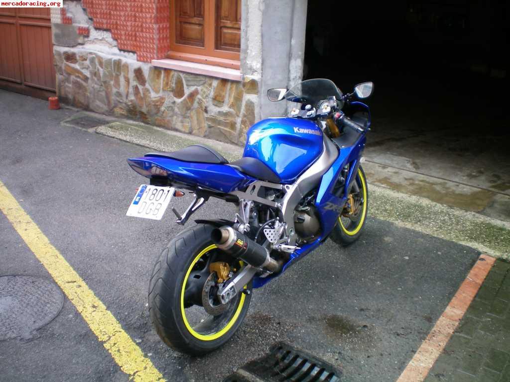 Zx Kawasaki Motorcycle Mishap