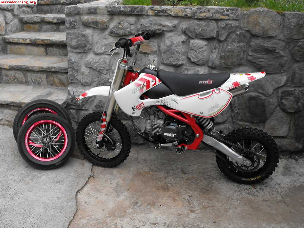 se vende pit bike 150cc con pak supermotard. Black Bedroom Furniture Sets. Home Design Ideas
