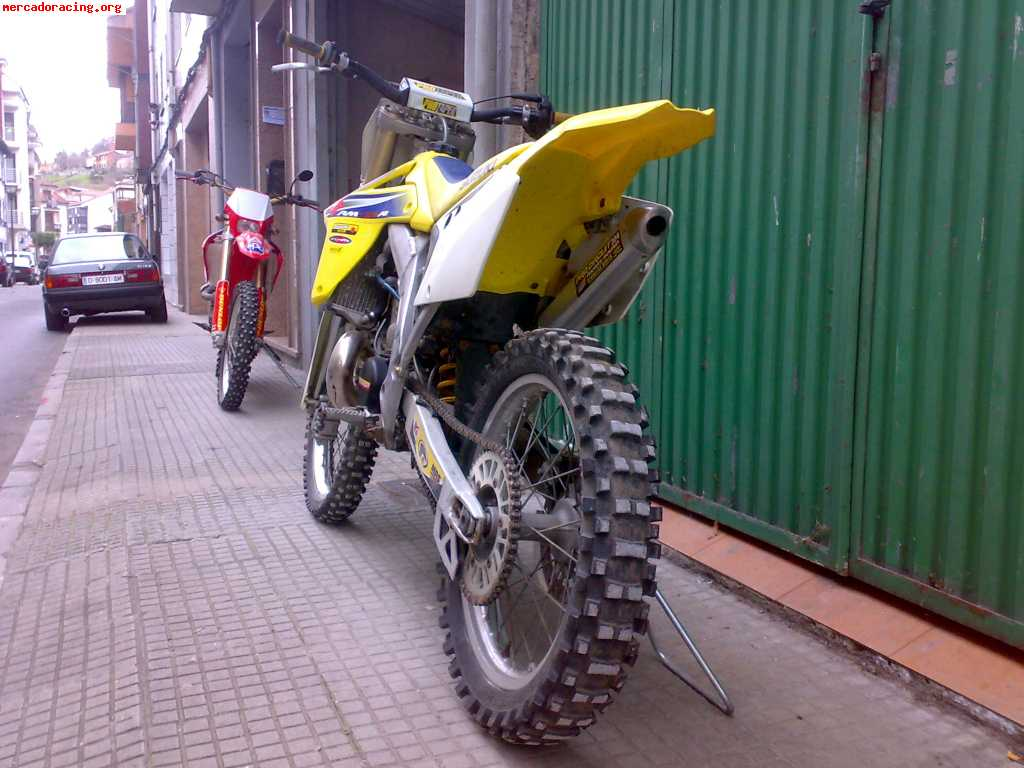 Motos Kawa 450 Del 2008 Honda Crf 450 R 2007 Homologada Y