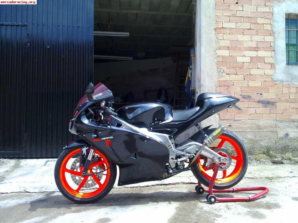 Racing Parts Aprilia Rs 125 Images