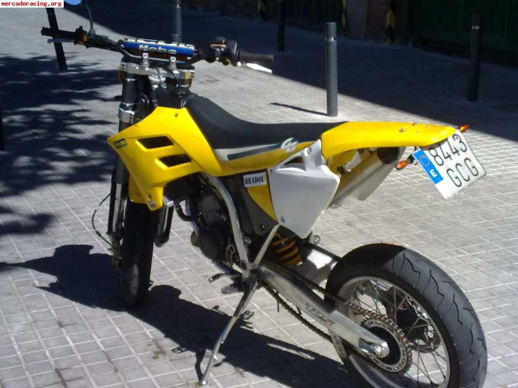 gas gas 125 ec  sm