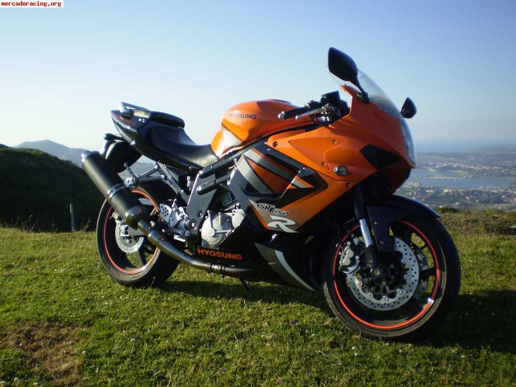 Hyosung GT 650 2013 | Agora Moto