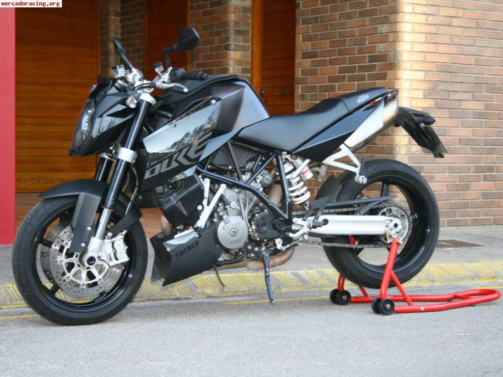 Ktm 990 Super Duke 2007 Venta De Motos De Carretera