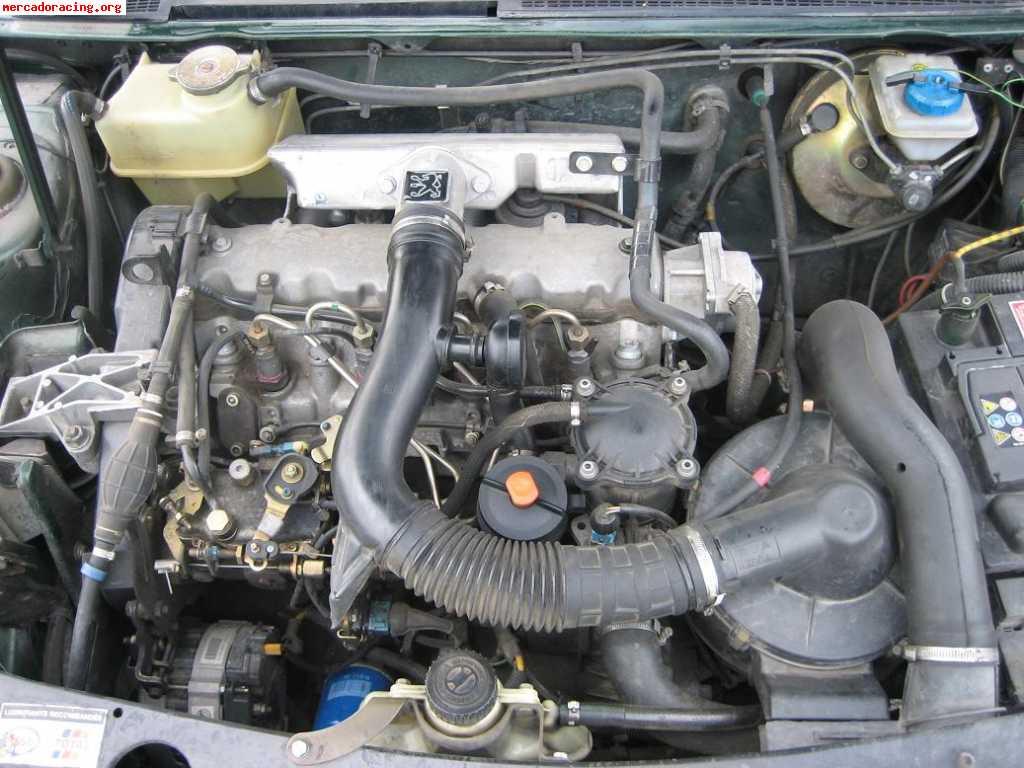 Vendo O Cambio Peugeot 205 1 8d Generation
