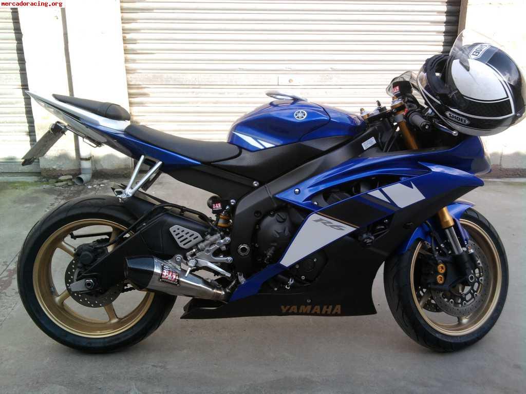 Yamaha R6r Del A 241 O 2008 Impecable Venta De Motos De