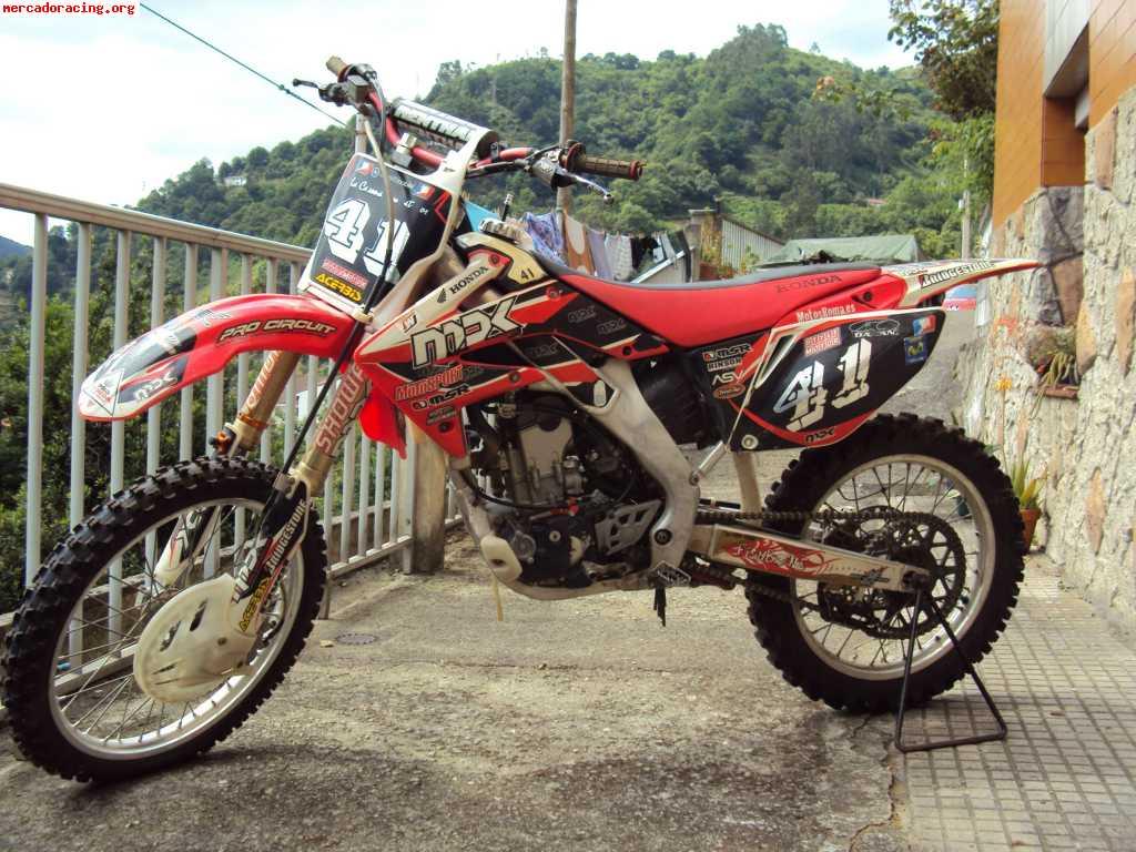 Honda Crf 250 2007