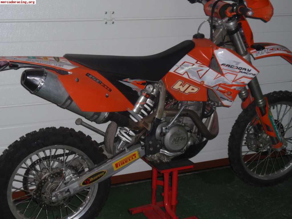 Ktm 450 Exc De 2005