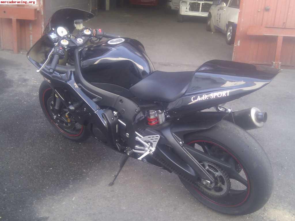 moto yamaha usada