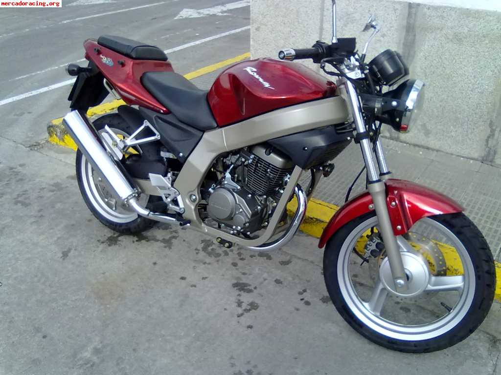 vendo daelim roadwin 125 cc venta de motos de carretera enduro o cross. Black Bedroom Furniture Sets. Home Design Ideas