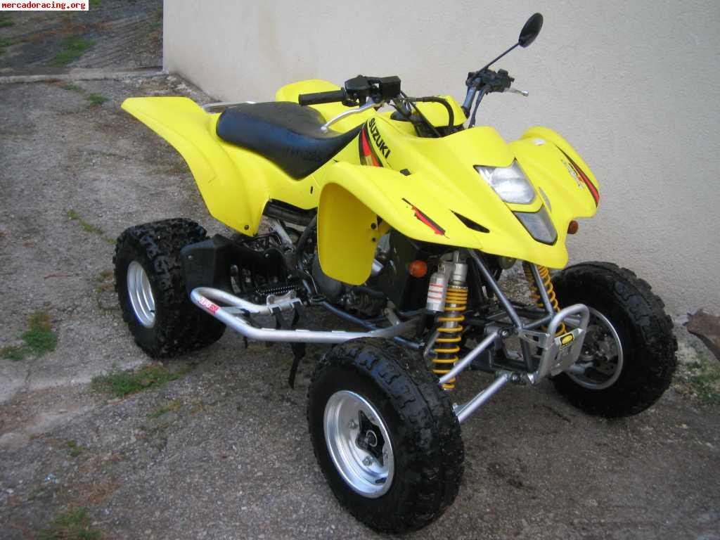 SUZUKI LTZ 400 año 2006