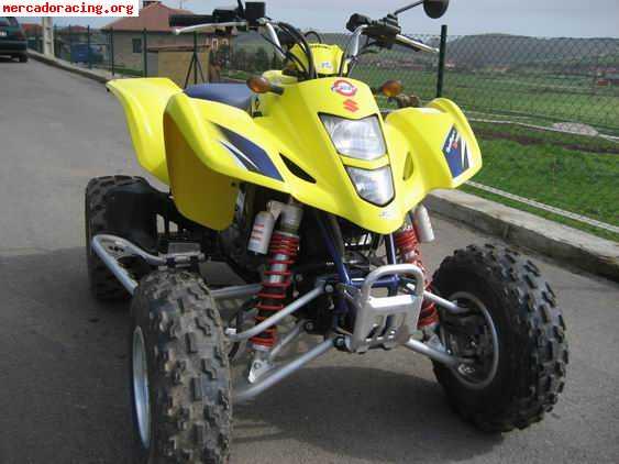 quad suzuki ltz 400 reestreno 2008 acepto coche o moto 125 venta de quads y buggys. Black Bedroom Furniture Sets. Home Design Ideas