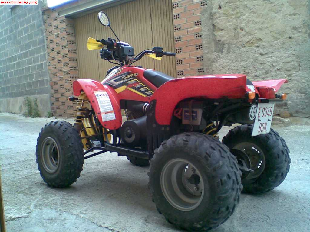 2006 Polaris Trailblazer 250 http://www.mercadoracing.org/61/202396/polaris-trail-blazer-250-2006-3000.html