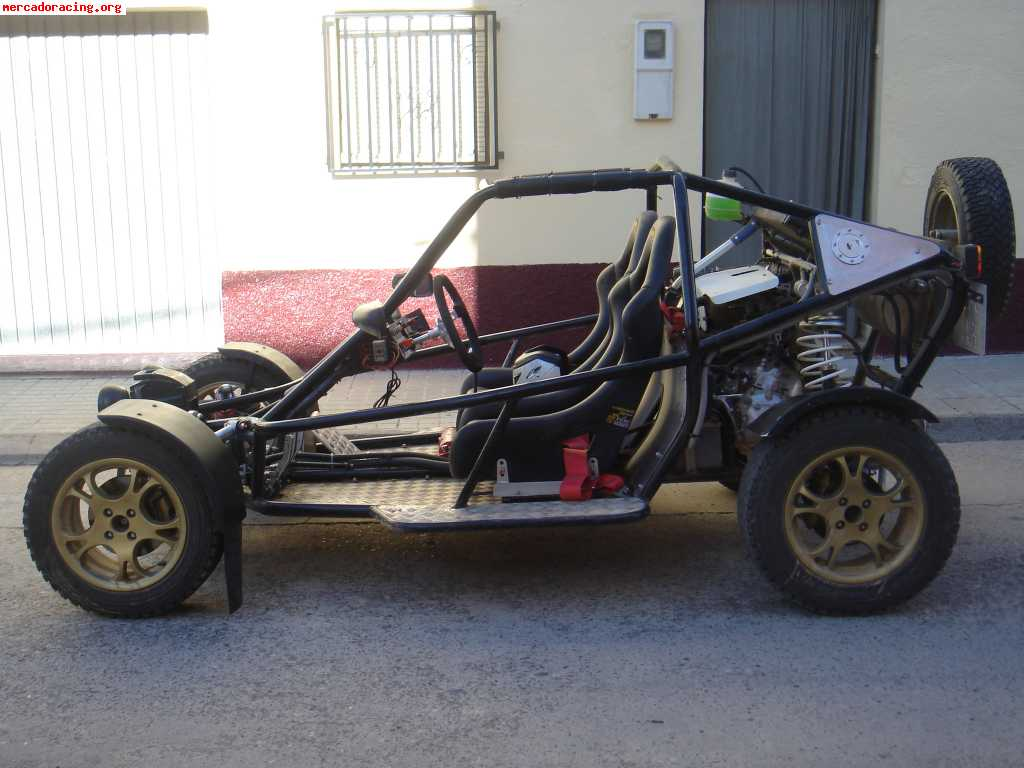 Honda Pilot Buggy | Car Interior Design