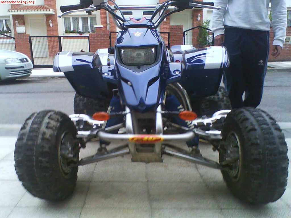 Yamaha Blaster Racing Parts