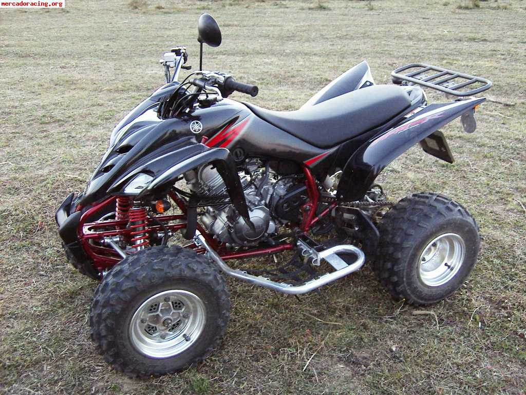 vendo yamaha raptor 350 2000euros venta de quads y buggys. Black Bedroom Furniture Sets. Home Design Ideas