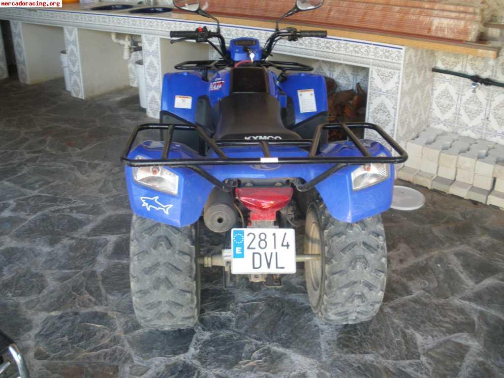 Vendo quad kymko mxu 150cc venta de quads y buggys - Compro vendo regalo la palma ...