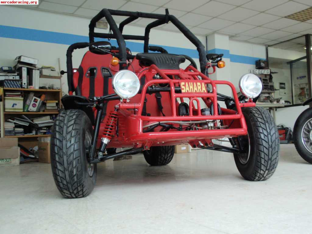 Buggy Kinroad Sahara 250CC, 4066 93€ PRECIO FINAL