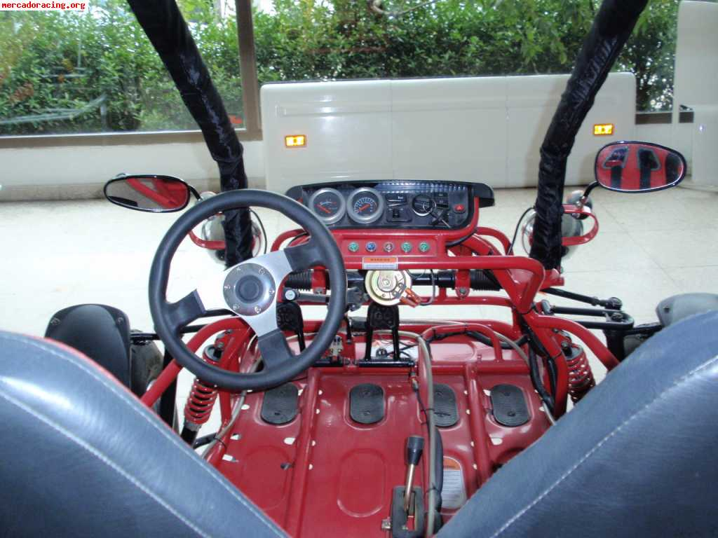 Buggy Kinroad Sahara 250cc  4066 93 U20ac Precio Final