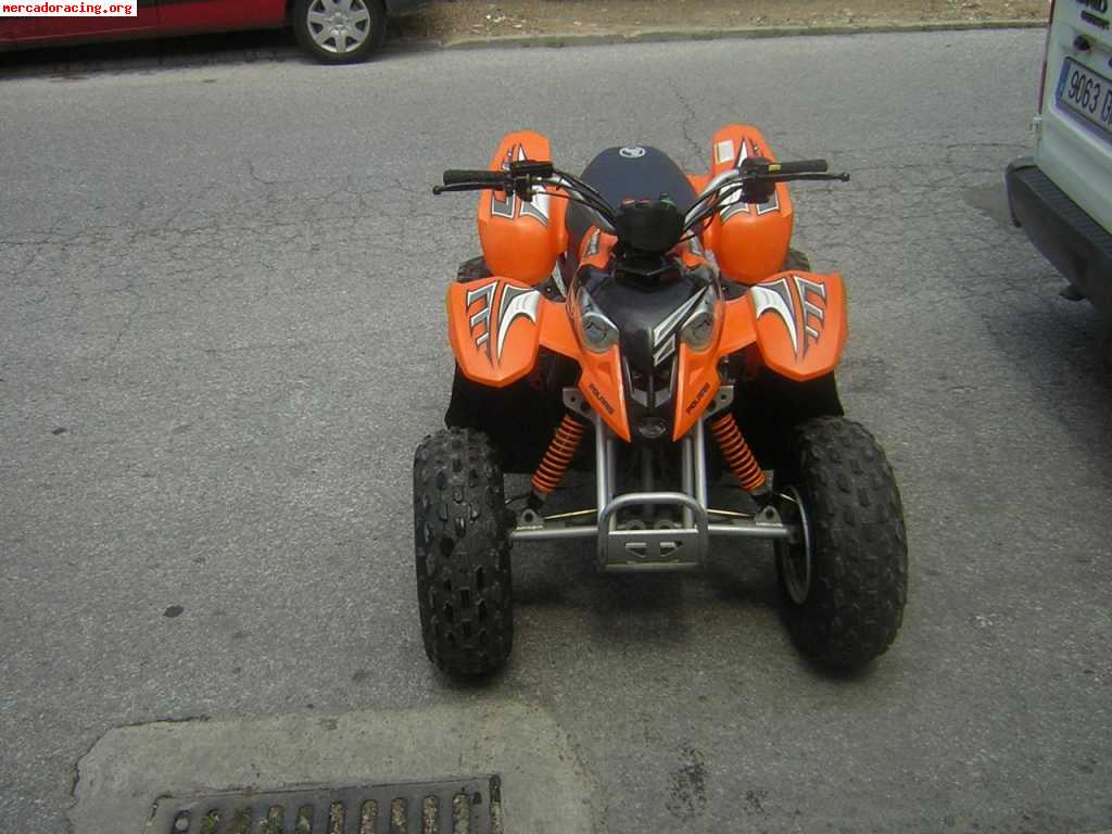 Vendo Quad Polaris Predator 90cc 2006 Impecable 1000 U20ac