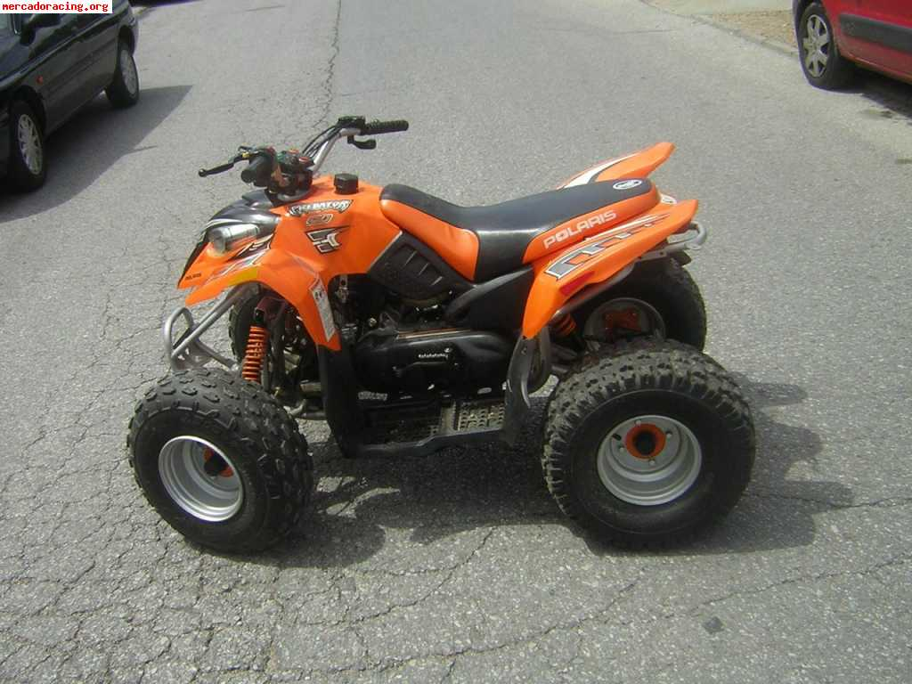 Vendo Quad Polaris 90cc 2006 Impecable 1000 U20ac