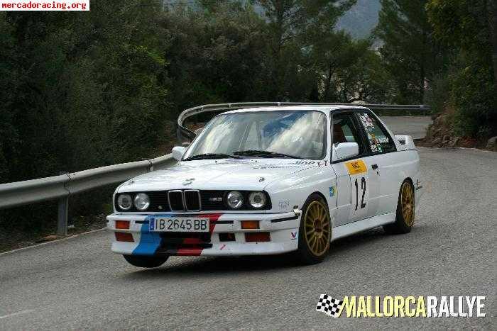 Bmw M3 Rallye O Monta A Venta De Coches De Competici N Bmw