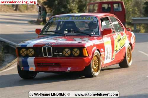Bmw 323i e21 competicion clasico venta de coches de for Mercado racing clasicos