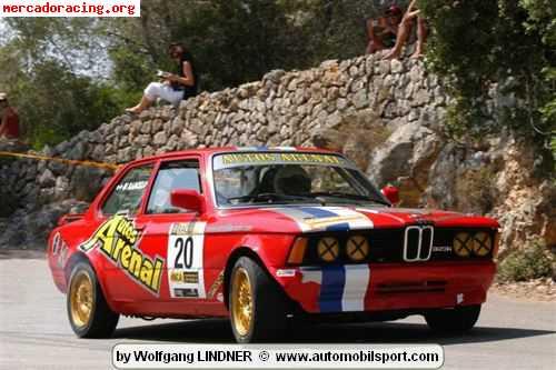 Bmw 323i E21 Competicion Clasico