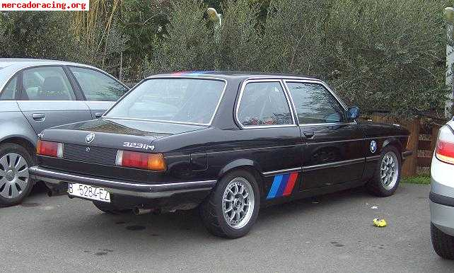 Bmw 323 rally clasico venta de coches de competici n bmw for Mercado racing clasicos