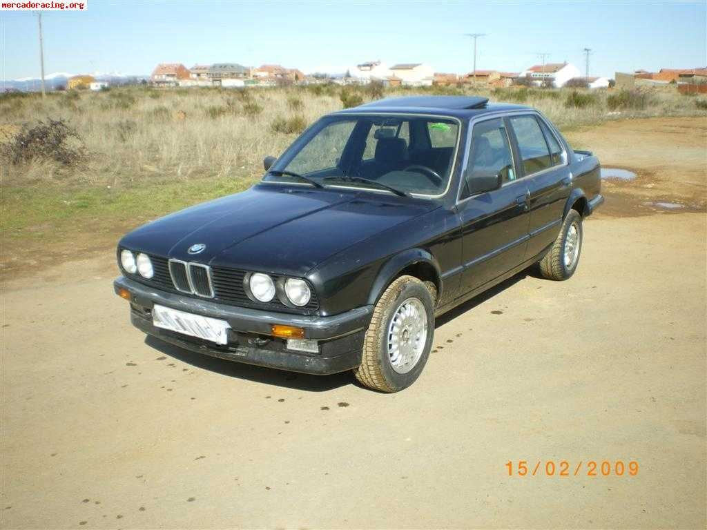bmw 325 e 30 venta de coches de competici n bmw. Black Bedroom Furniture Sets. Home Design Ideas