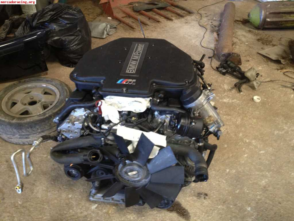 Motor M5 E39 Venta De Coches De Competici N Bmw