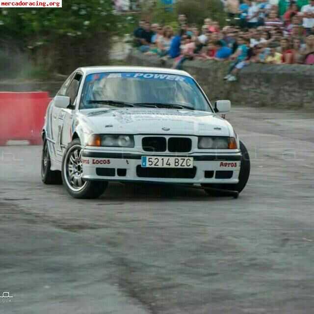 Vendo bmw e 36 325 rallyes o cambio por clasico rallyes for Mercado racing clasicos