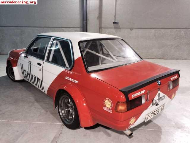 Bmw E21 323i Rally Venta De Coches De Competici N Bmw