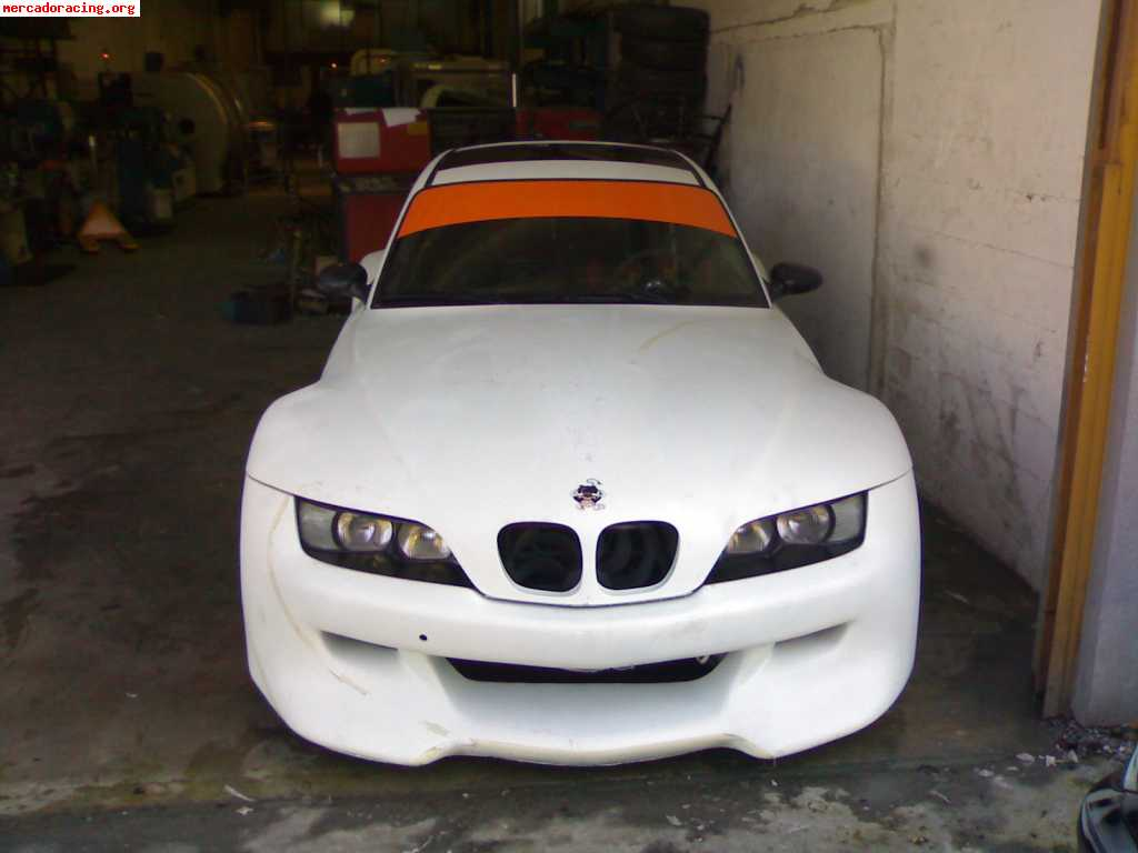 Bmw Z3 M Coupe 180 98 Tuning