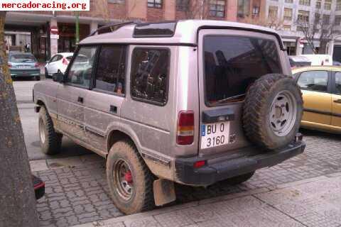 Land Rover Discovery Td 200 Venta De Todoterreno Y 4x4