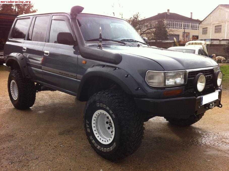 Vendo Toyota Land Cruiser Hdj80 12v Preparado Venta De