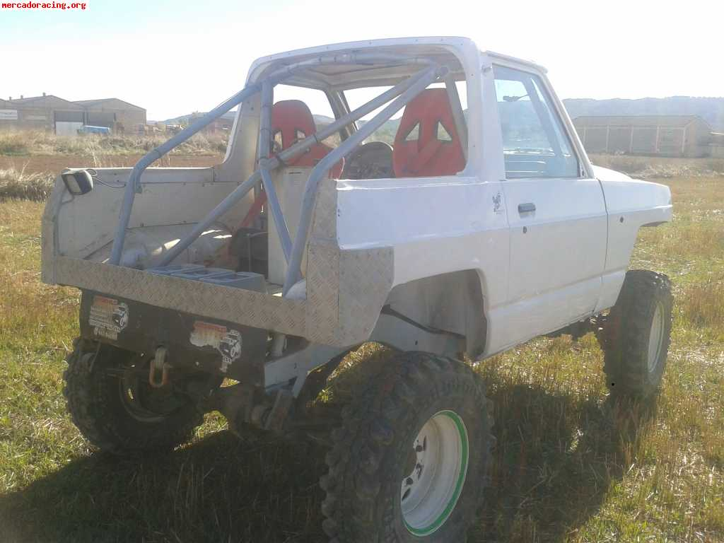 Nissan Patrol Trial 4x4