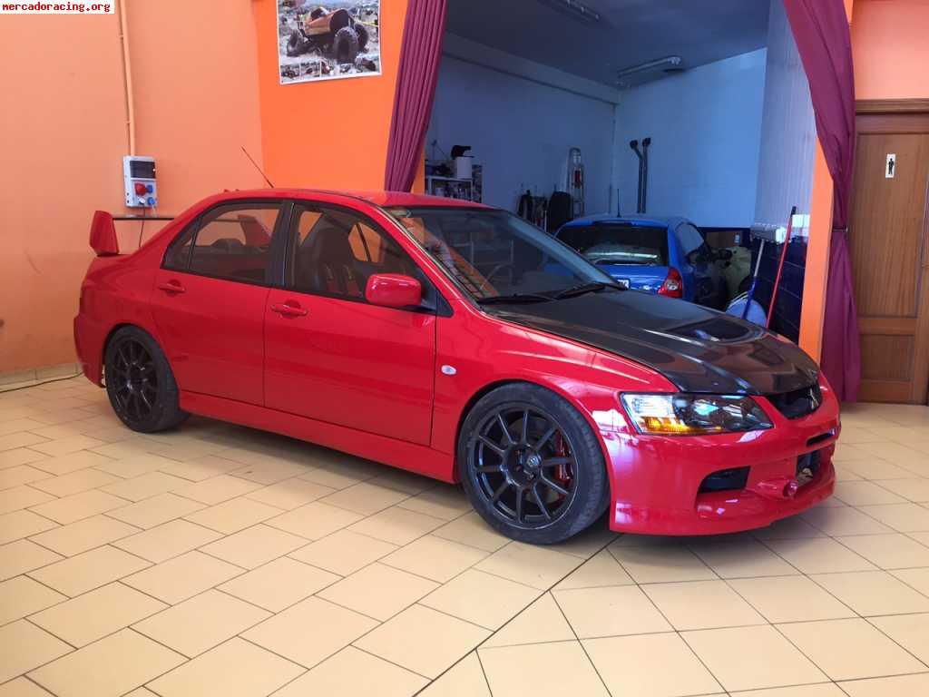 Mazda El Paso >> LLANTAS BRAID FULL RACE 8X18 5X114,3